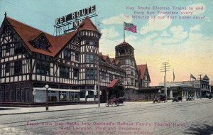 Key Route Inn, Ideal Location, 22nd and Broadway, Oakland, California